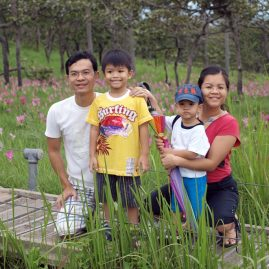 Za-Le-Te Chalet::Family