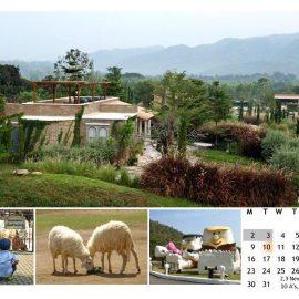 AnYtime Calendar 2012