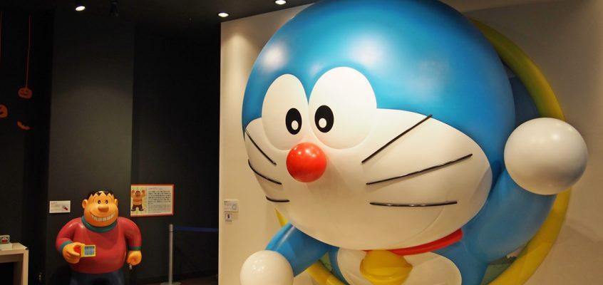 ไม่ไปไม่ได้แล้ว Doraemon Waku Waku Sky Park (หลงญี่ปุ่นตุลา 57)