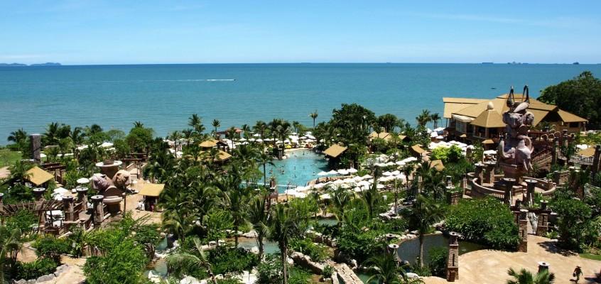 Centara Grand Mirage Pattaya