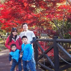 From Sapporo to Biei::Family