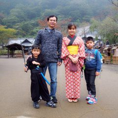 Nikko Edo Wonderland::Family