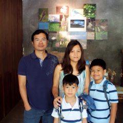 Proud Phu Fah::Family
