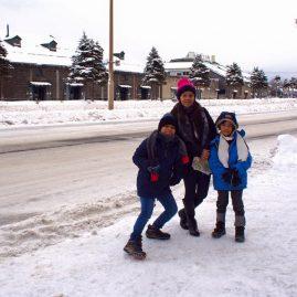 Otaru 2015::Family
