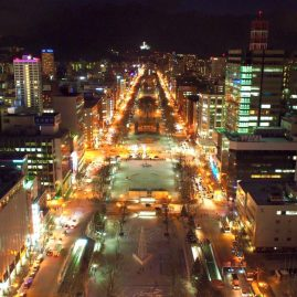 Sapporo December 2015::Resort