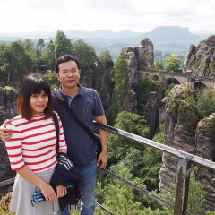 Bastei Bridge::Family