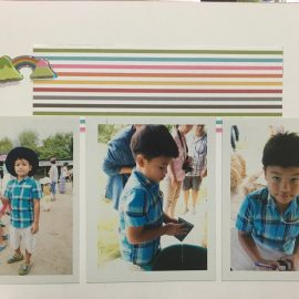 N's Scrapbook October 2014