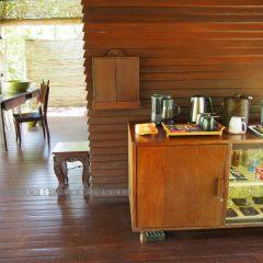 Garden Villa's Living Area