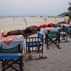 Zeavola Resort's Beach Restaurant