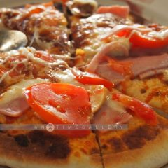 Set Menu Breakfast (Pizza)