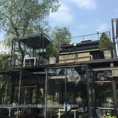ห้องอาหาร Bangkok Tree House