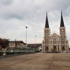 Chantabun Waterfront Community::Resort