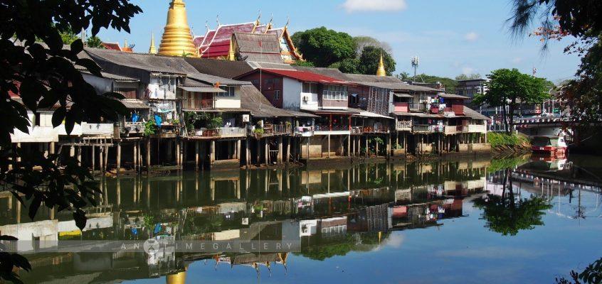 """""""ทอดน่อง ท่องริมน้ำจันทบูร"""" Exploring Chantabun Waterfront Community"""