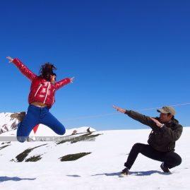 ๋Japan Alps::Family