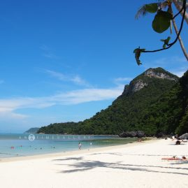 Ang Thong National Marine Park::Resort