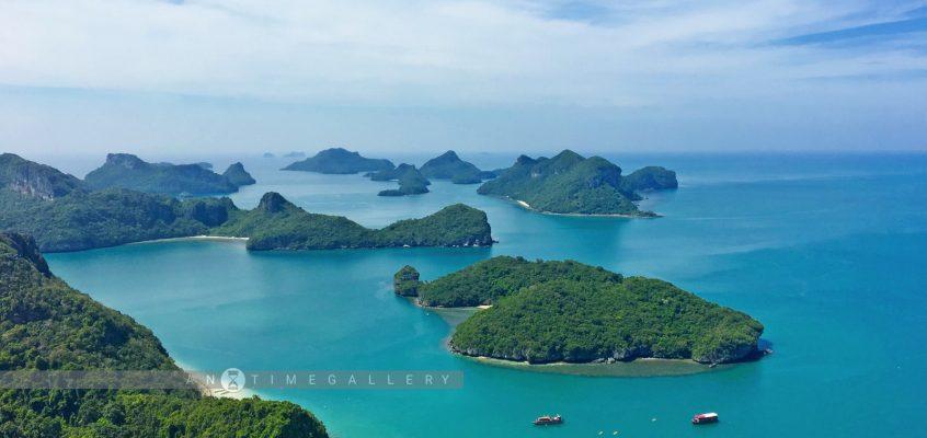 Ang Thong National Marine Park เที่ยวหมู่เกาะอ่างทองกันเถอะ