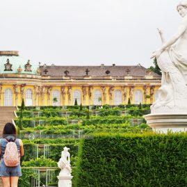 Sanssouci Palace Potsdam::Family