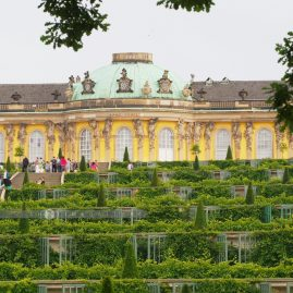 Sanssouci Palace Potsdam::Resort