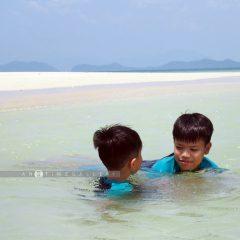 Laem Son National Park::Family