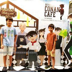 Detective Conan Café::Family