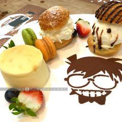 Detective Conan Café::Resort