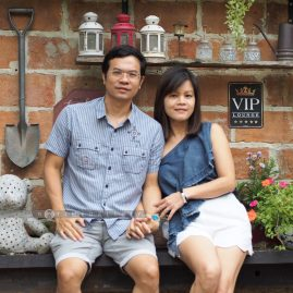 Cafés Khao Yai::Family
