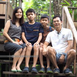 Baan Suan Chantita::Family