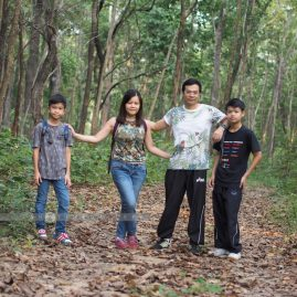 Into the Forest::Family